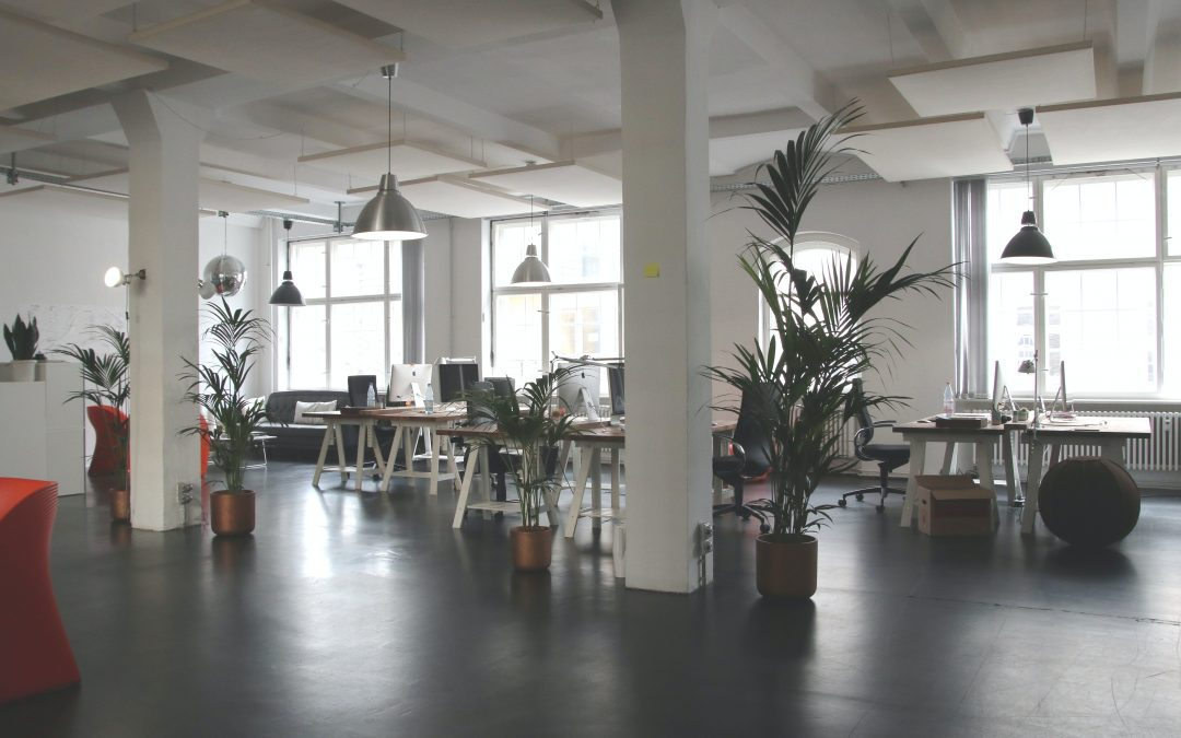 New Year's Checklist: How to get your Commercial or Office Space Clean, Safe and Ready for 2021