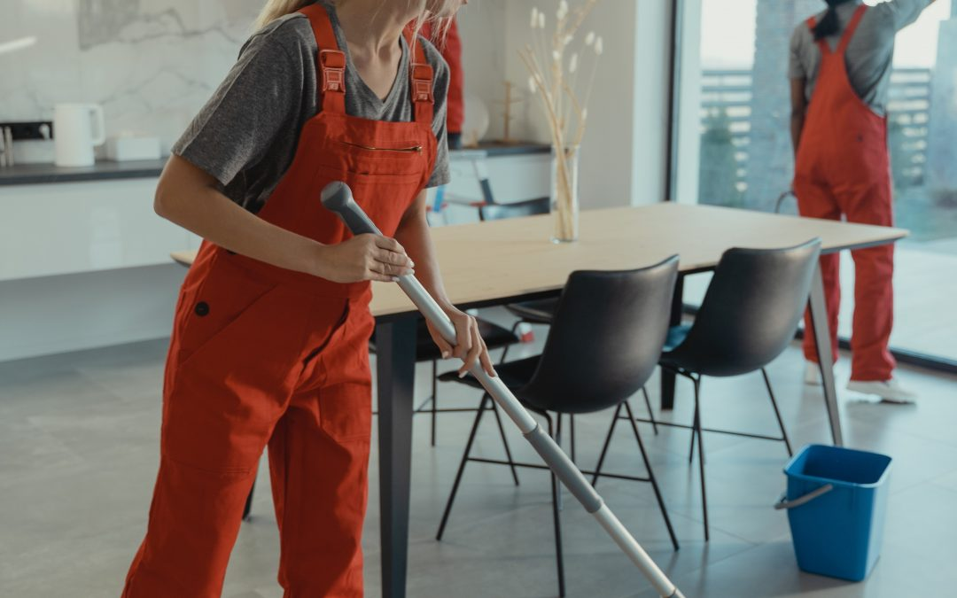 5 Reasons Why Successful Businesses Use a Professional Cleaning Service